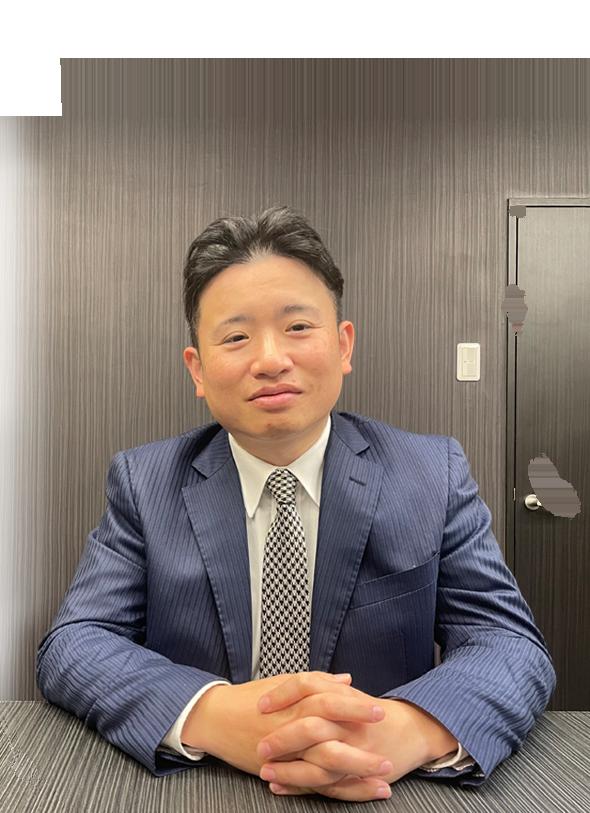 採用担当 常務取締役 菅原 大介